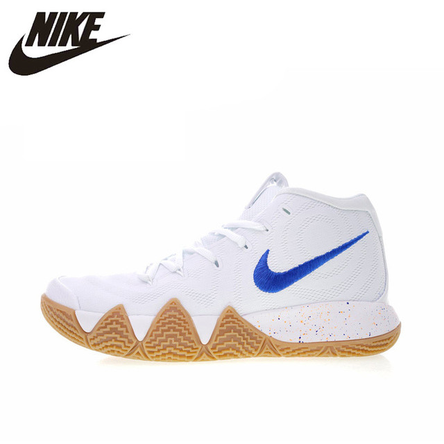 367658185cdf Original Authentic Nike Kyrie 2 EP Irving 4th Generation Men s Basketball  Shoes Sneakers Comfortable Breathable 2018 New Arrival