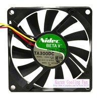 Nidec 8015 12V 0.18a TA300DC H34612-55 cpu cooler heatsink axial Cooling Fan