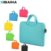 Laptop Bag For Macbook Pro 13″15″Notebook Bag Sleeve For Macbook Air 11″13″12″ 14″Handbag For Macbook Air Pro 13 Case Xiaomi Air