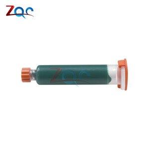 Image 4 - 10cc الأشعة فوق البنفسجية PCB بغا لحام مقاومة الأشعة فوق البنفسجية قابلة للشفاء لحام عظيم ماست إصلاح الطلاء قناع اللحام لحام مقاومة الأخضر