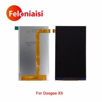 High Quality 5 0 For Doogee X5 Lcd Display Screen Free Shipping Tracking Code