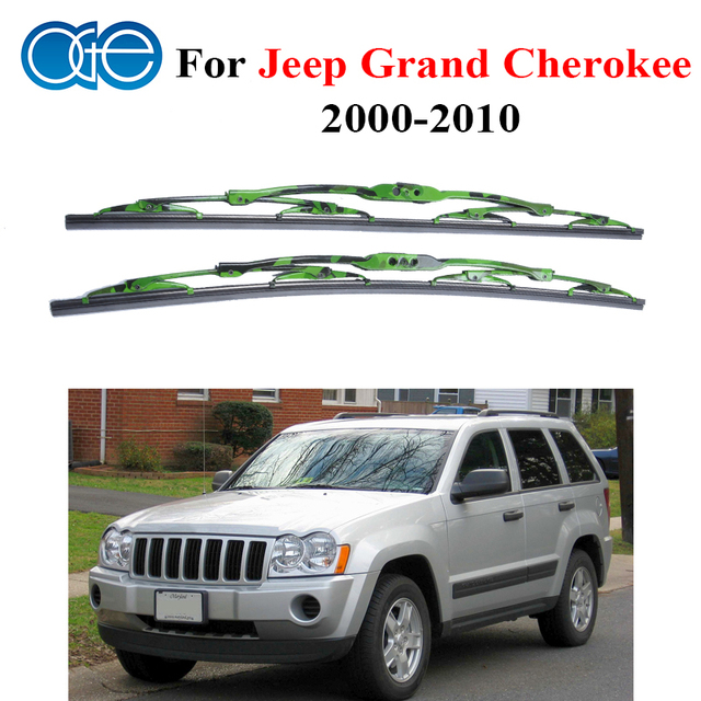 21 Pair Frame Wiper Blade For Jeep Grand Cherokee 2000