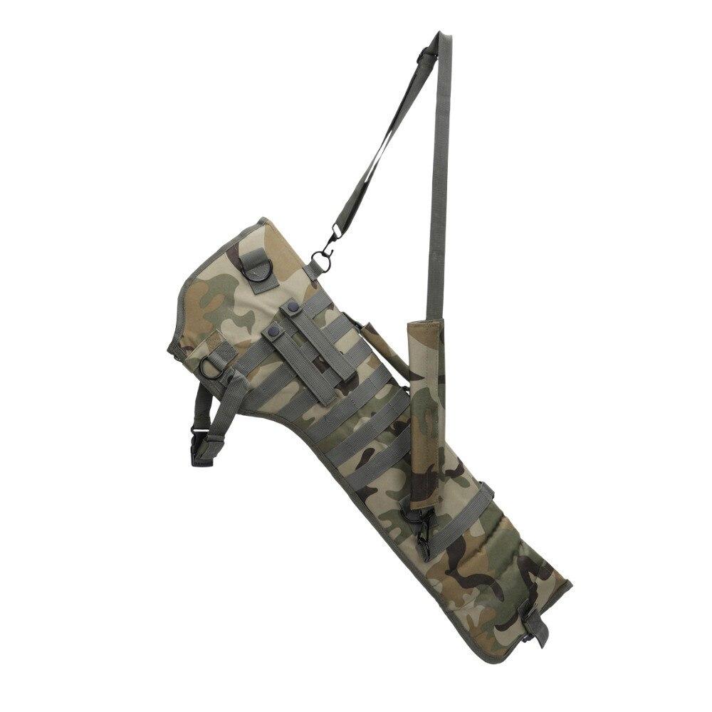Image 5 - Горячая продажа Одежда для собак военной расцветки на охоту рюкзак тактический для ружья длинная сумка для переноски кобура для пистолета защитный чехол рюкзак-in Аксессуары для охотничьего оружия from Спорт и развлечения