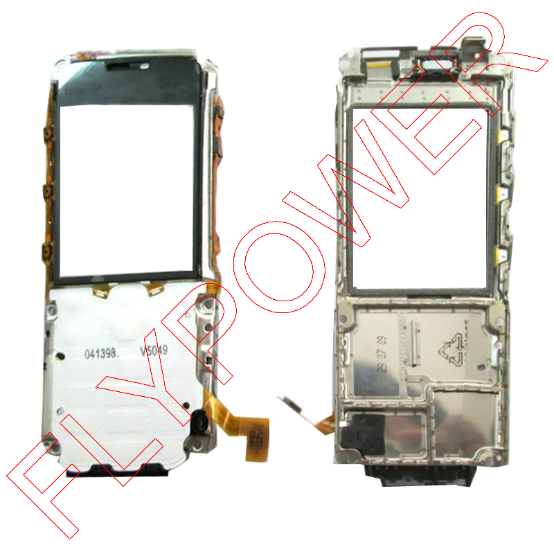 100% Guarantee Keypad Flex + Speaker for Nokia 5310 with Middle Frame Case by free shipping