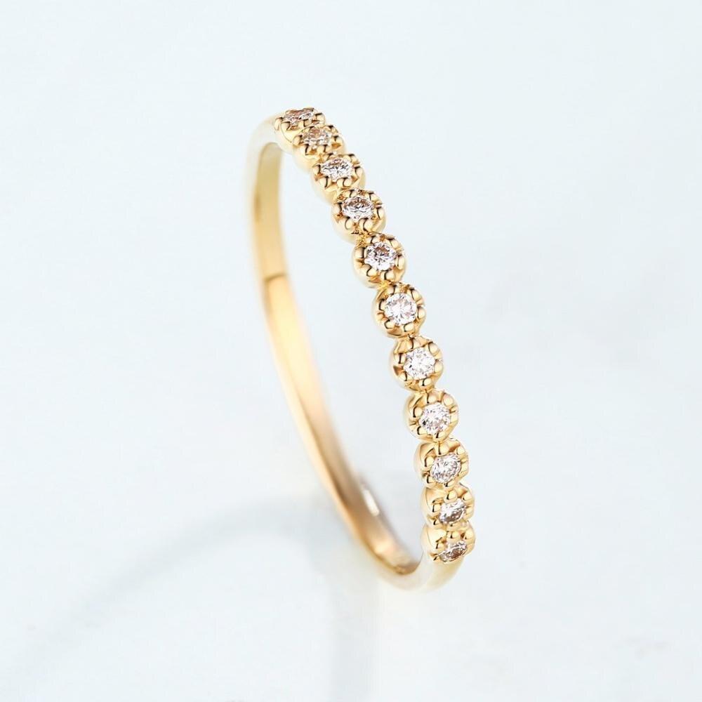 Популярное кольцо loreдана для пары, Женское кольцо, Золотое ювелирное изделие. Подходит для свадебных вечеринок