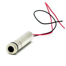 Adjusted 850nm 5mw Focus Dot IR Laser Diode Module 12x30mm w Focusalbe DIY Head