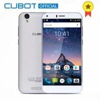 Original CUBOT MANITO Android 6 0 MTK6737 Quad Core Smartphone 5 0 Inch 3GB RAM 16GB