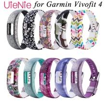 все цены на 24 colors Soft Wrist Band Strap Holder for Garmin Vivofit JR/for Garmin VivoFit JR 2 JR2 Vivofit3 Activity Tracker wear Bracelet онлайн
