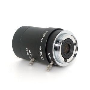 "Image 5 - عدسة MP HD 5 50 مللي متر CS عدسة 1/3 ""IR CS عدسة فاريفوكال يدوية لكاميرات المراقبة CCTV"