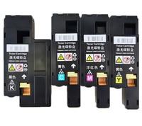 4pcs/lot for Fuji Xerox Docuprint CP105 CP105b CP205 CP205w CM205b CM205 CM205f CM205fw CP215 CM215 color toner cartridge
