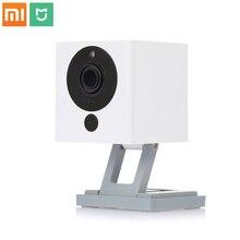 ФОТО xiaomi mijia new xiaofang smart home 110 degree 1080p hd intelligent security wifi ip dafang camera night vision for mi home app