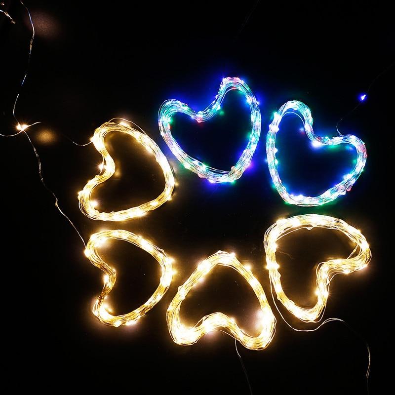 60 120 светодиодных солнечной Мощность Гирлянды светодиодные Фея Света 6 м 12 м Медный провод теплый multiclor Цвет света для наружной стороны сад А...