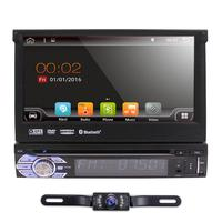 7 Single 1Din Android 6 0 Quad Core Car Styling DVD Player In Dash Car Stereo