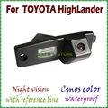 Автомобильная камера заднего вида заднего парковка резервное копирование камера заднего вида для Toyota Highlander/Kluger/Lexus RX300/Toyota Hiace