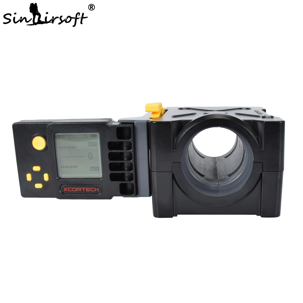 SINAIRSOFT 2019 Newest Model High-Poewer Speed Tester LCD Xcortech X3500 Airsoft Shooting  Chronograph For Hunting SA5102SINAIRSOFT 2019 Newest Model High-Poewer Speed Tester LCD Xcortech X3500 Airsoft Shooting  Chronograph For Hunting SA5102