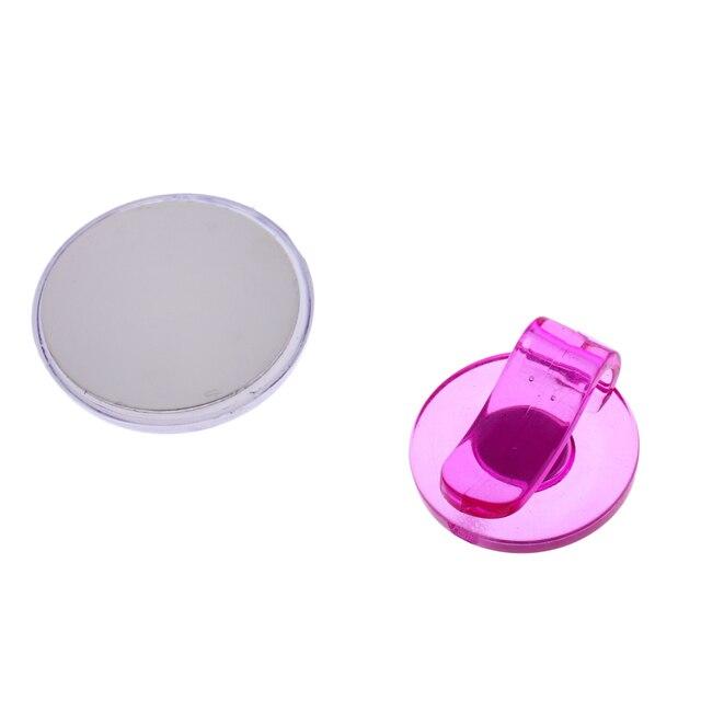 Jauge de niveau fonctionnelle casquette magnétique chapeau visière pince marqueur de balle de Golf accessoire de Golf Gadget golfeur cadeau violet rouge bleu Royal