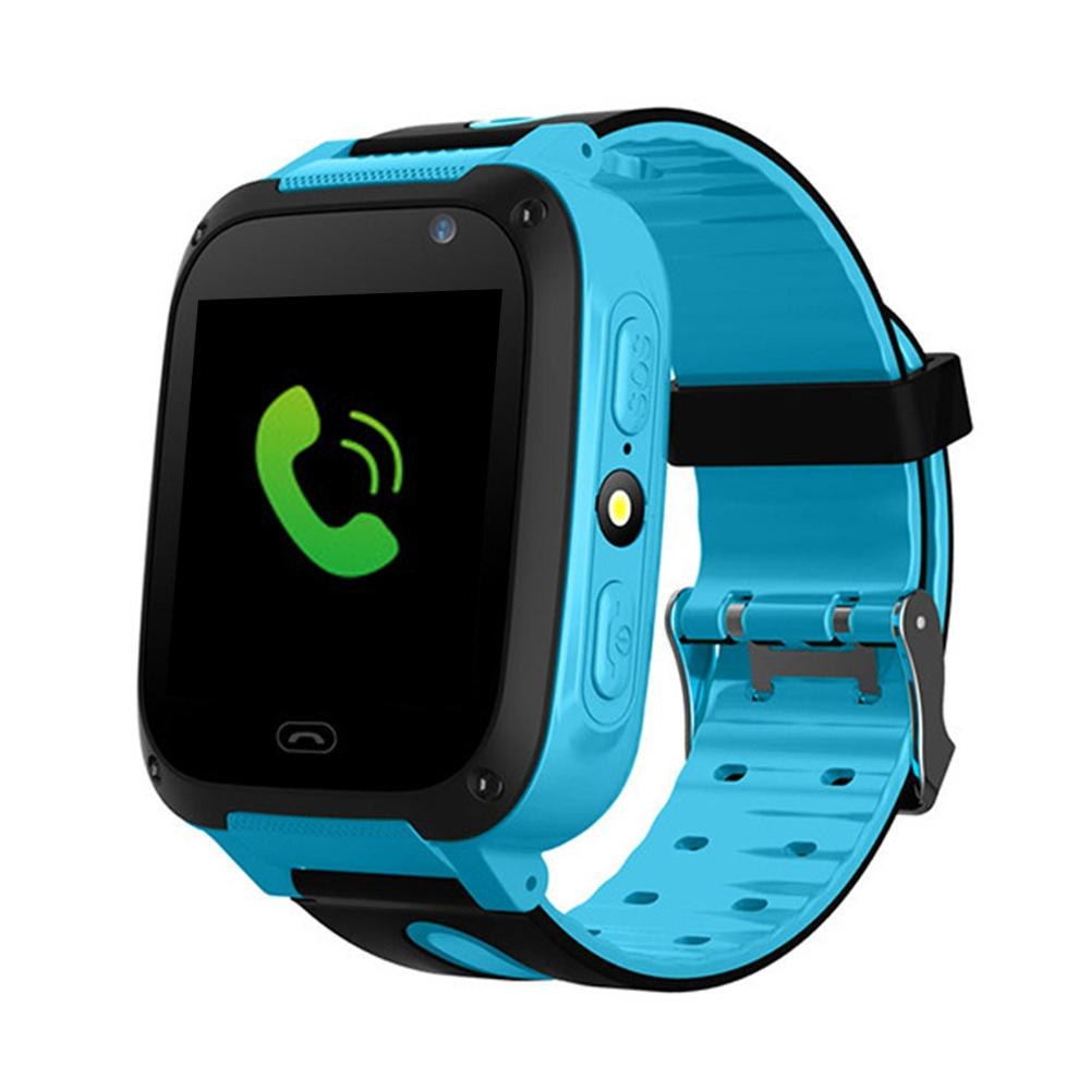 Fashion Casual T8 Children Kids Waterproof Location Tracker Camera Smart Wrist Watch For Phone