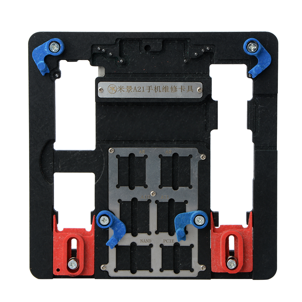 9 in1 Mobile Phone Repair Motherboard Fixture For iphone 5s 6g 6sp 7 7p 8 Plus IC Chip PCB Board Holder A21 multi-purpose Tool планшет aigo m908 8g m90 1 6g 9 7 4 0