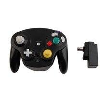 1 pcs Sans Fil Bluetooth Wifi 2.4 GHz Gamepad Portable 10 M de Jeu Contrôleur De Jeu Joystick Pour Wii pour Nintendo GameCube N GC