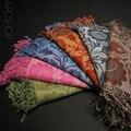 Apc 168 * 34 см с кисточкой пончо кашемир шерстяной шарф немецкий чистый классические шерсть пашмины банданы мыс