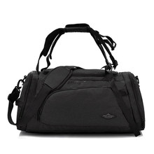 6ed7fda1a65f82 Free Knight Men Women Gym Bag with Shoes Pack Duffel Travel Bag Tote Fitness  Yoga Training Bags Outdoor Sports Backpack Handbag