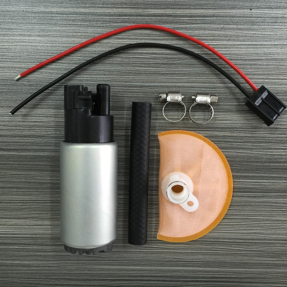 MOSTPLUS 325 LPH Fuel Pump Replaces 11165 For Honda Civic 2001 2002 2003 2004 2005  2006 2007 2008 2009 2010 2011 2012 2013 бордюр paradyz amiche beige 2 3x60