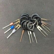 Инструмент для снятия автомобильной клеммы, комплект жгутов проводов, обжимной разъем, экстрактор, съемник, штырь, профессиональные инструменты для ремонта