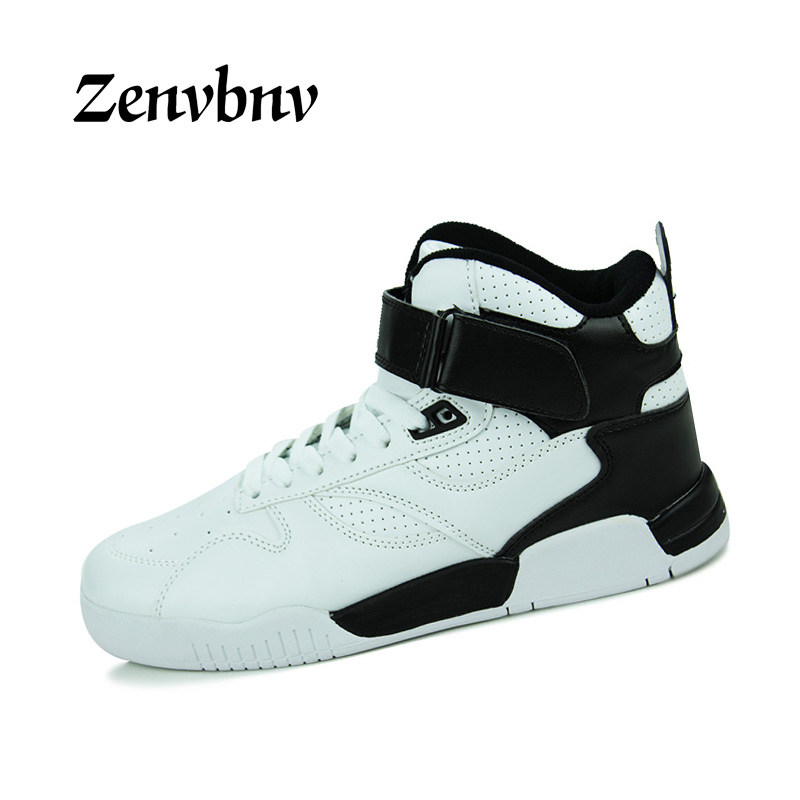 ZENVBNV 2018 New Autumn/Spring British Style Men Shoes Casual Shoes Men High Tops Fashion Hip Hop Shoes Zapatos Hombre 39-44 casual dancing sneakers hip hop shoes high top casual shoes men patent leather flat shoes zapatillas deportivas hombre 61
