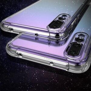 Soft TPU Cover Phone Case For Huawei Nova 3 3i P30 P20 Lite Mate 20X Mate 20 Lite Mate 10 Pro Anti-shock Clear Cases Bags(China)