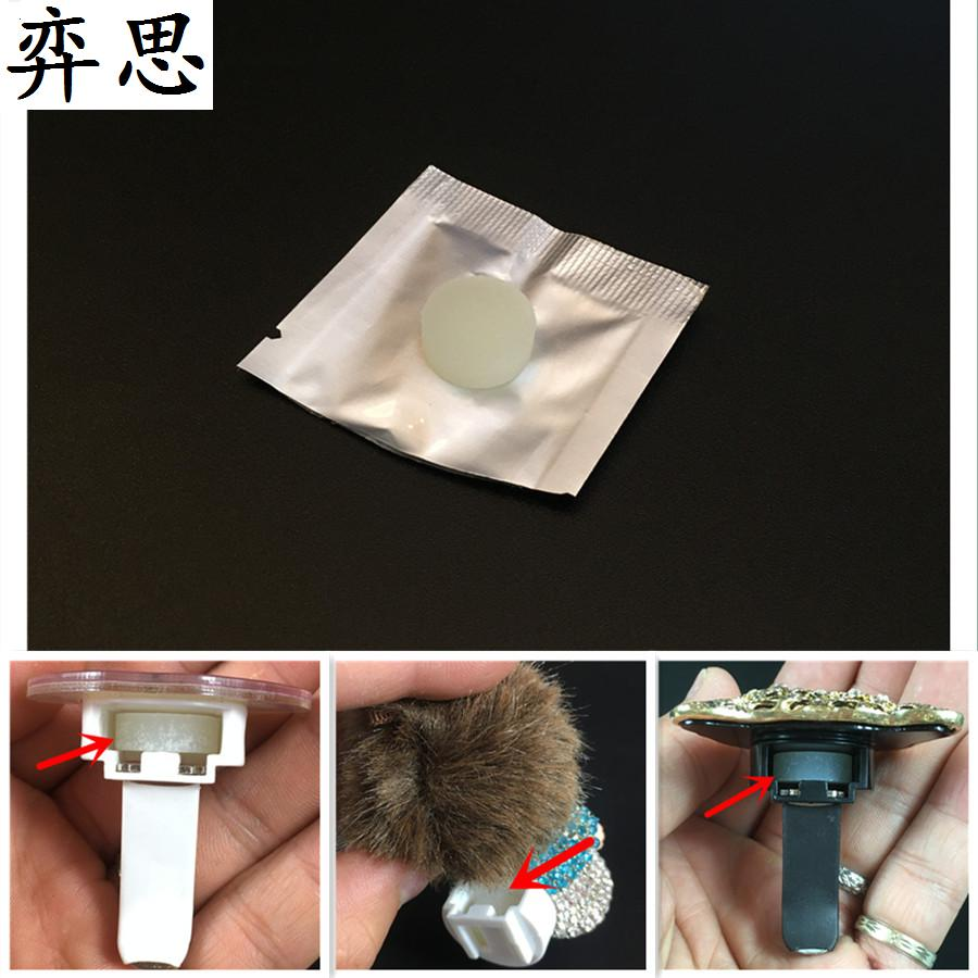 New upgrade Car perfume filler Automobile air conditioner air outlet clamp Perfume seat supplement car air