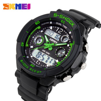 S SHOCK 2019 Luxury Brand Men Sports Watches Military Army Digital LED Quartz Watch Wristwatch Relogio Reloj SKMEI Clock Relojes
