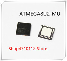 NEW 5PCS/LOT ATMEGA8U2-MU MEGA8U2-MU ATMEGA8U2 MEGA8U2 QFN-32 IC