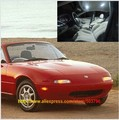 Free Shipping 5pcs/lot White 12 volt Interior Car LED Lights For Mazda Miata MX-5 1990-1997