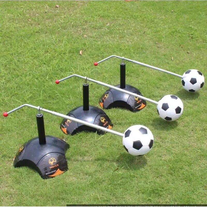 MAICCA футбольный тренировочный профессиональный футбольный тренировочный мяч контроль помощь при стрельбе стальной набор вращающееся оборудование для упражнений - 3