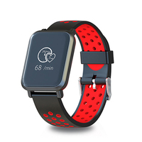 Smartwatch 2 5D OLED Screen Gorilla Glass Blood Oxygen Blood Pressure BRIM IP68 Waterproof Activity Tracker