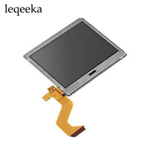 10 pieces /lot Top Upper LCD Display Screen Replacement for Nintendo DS Lite For DSL For NDSL DSLite