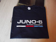 RETRO SYNTH T SHIRT SYNTHESIZER DESIGN JUNO 6 COLOUR S M L XL XXL Print T Shirt Mens Short Sleeve Hot Tops Tshirt Homme(China)