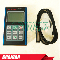 Digital Coating Thickness Gauge Meter MCT200 Portable Auto Paint Tester
