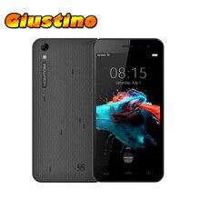 Original Homtom HT16 Android 6.0 5 Zoll 1 GB RAM 8 GB ROM Quad Core 1280×720 MTK6580 1,3 GHz 3000 mAh 8.0MP Handy