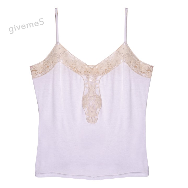 2015 font b Women b font Sleeveless Blouse Spring Summer Female Lace Vest Shirts Blouse Spagetti