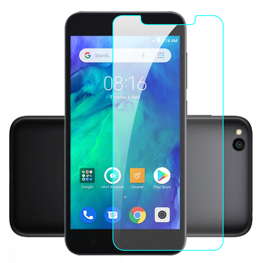 Image 5 - 2pcs Original Glass For Xiaomi Redmi Go Screen Protector Protective Glass on xiomi xaomi xaiomi ksiomi go Safety film 2.5d glas-in Phone Screen Protectors from Cellphones & Telecommunications