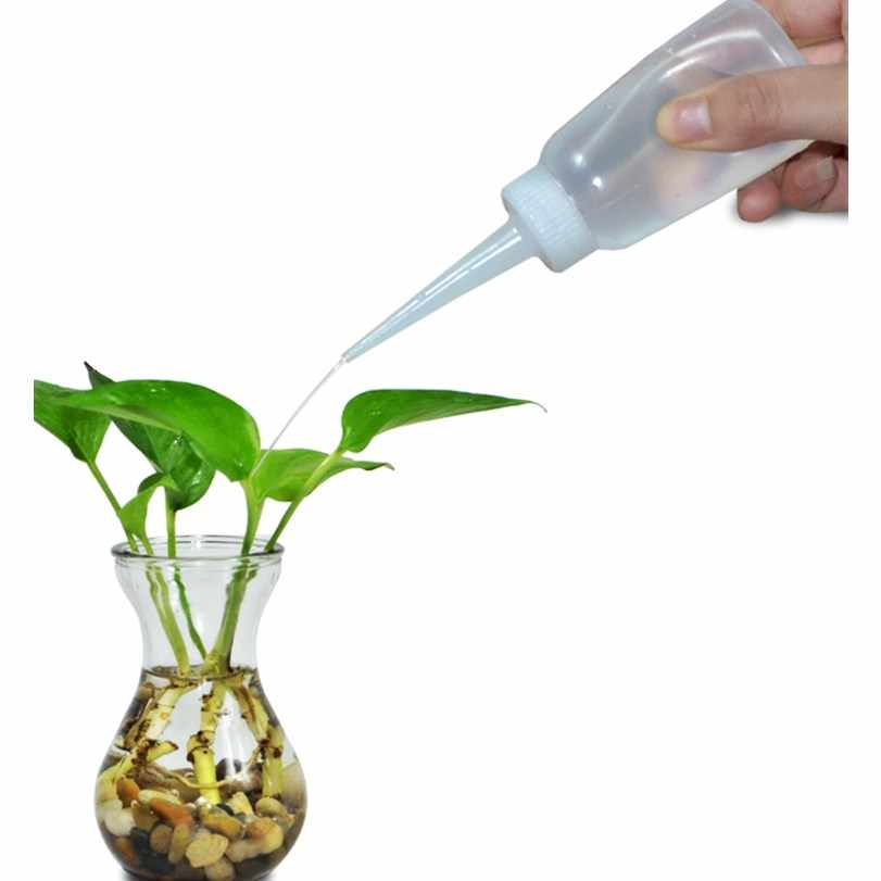 Podlewanie wycisnąć długa dysza butelki kryty podlewanie zestawy nawadniające System sukulenty rośliny doniczkowe kolce roślin kwiaty doniczkowe