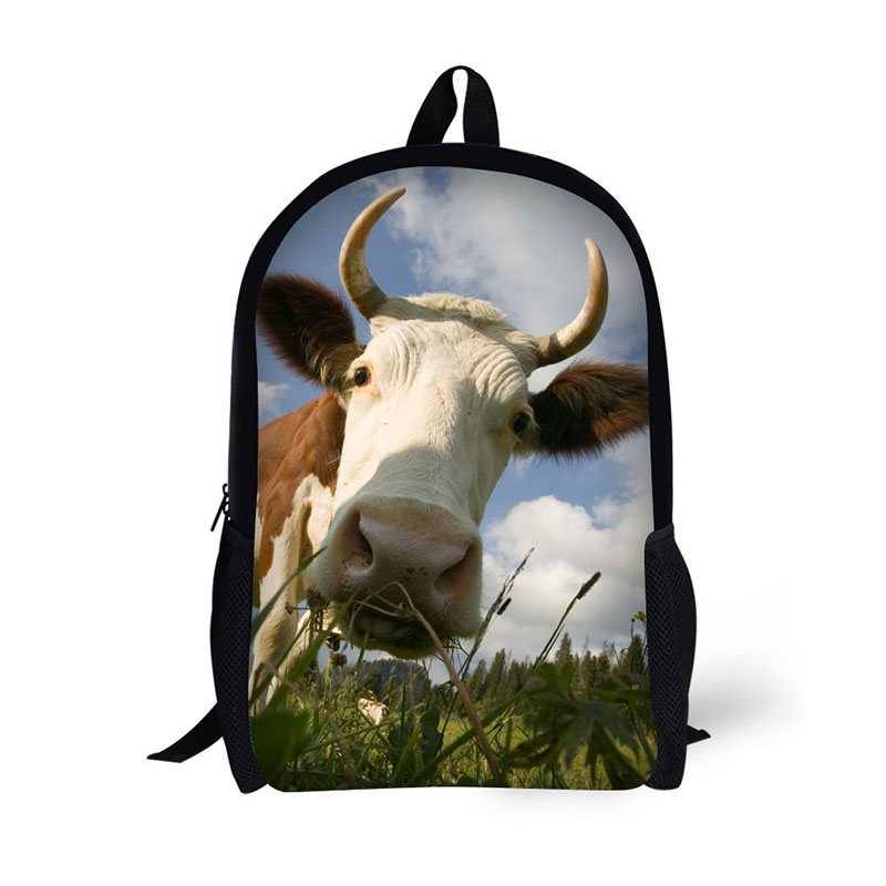ed9d71cf56a8 Buy backpack 3d horse and get free shipping on AliExpress.com