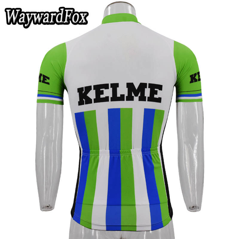KELME  cycling Short Sleeve Jersey mens Cycling Jersey