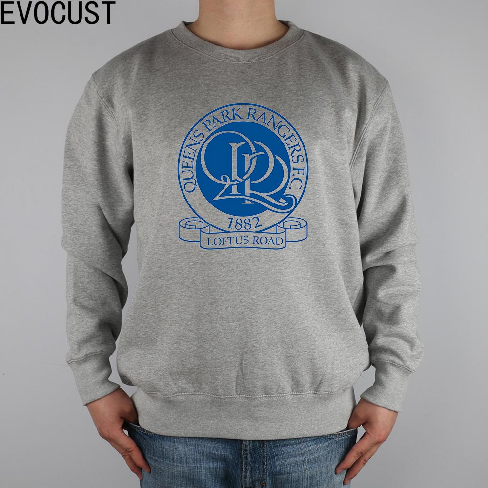 QPR Queens Park Rangers Premier League men Sweatshirts Thick Combed Cotton