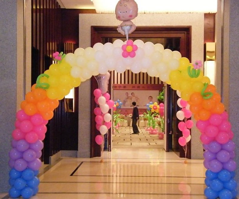 Encantador Arco De Globos Sin Marco Fotos - Ideas Personalizadas de ...