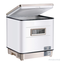 식기 세척기 주방 식기 세척기 고온 살균 식기 세척기 자동 데스크탑 식기 세척기 220V