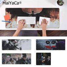 MaiYaCa Your Own Mats joker batman Comfort Mouse Mat Gaming Mousepad Free Shipping Large Pad Keyboards