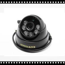 New Mini IR Dome Analog Camera with cmos sensor and wide Angle 3.6mm len Video Surveillance Cam