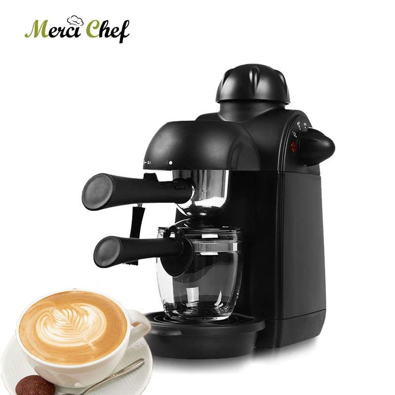 ITOP Italian Cappuccino Coffee Maker With milk foam Machine , 5Bars Automatic For Household